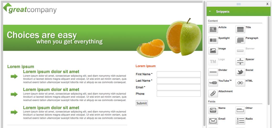 infusionsoft-landing-page