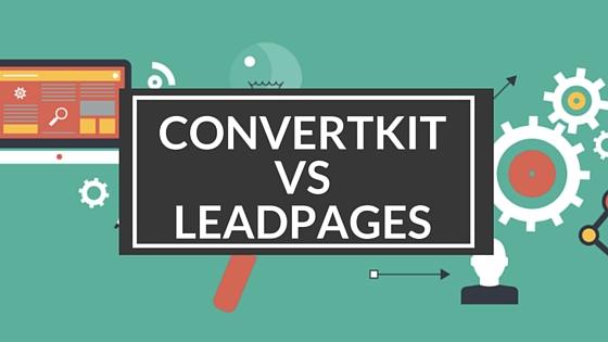 Convertkit vs Leadpages